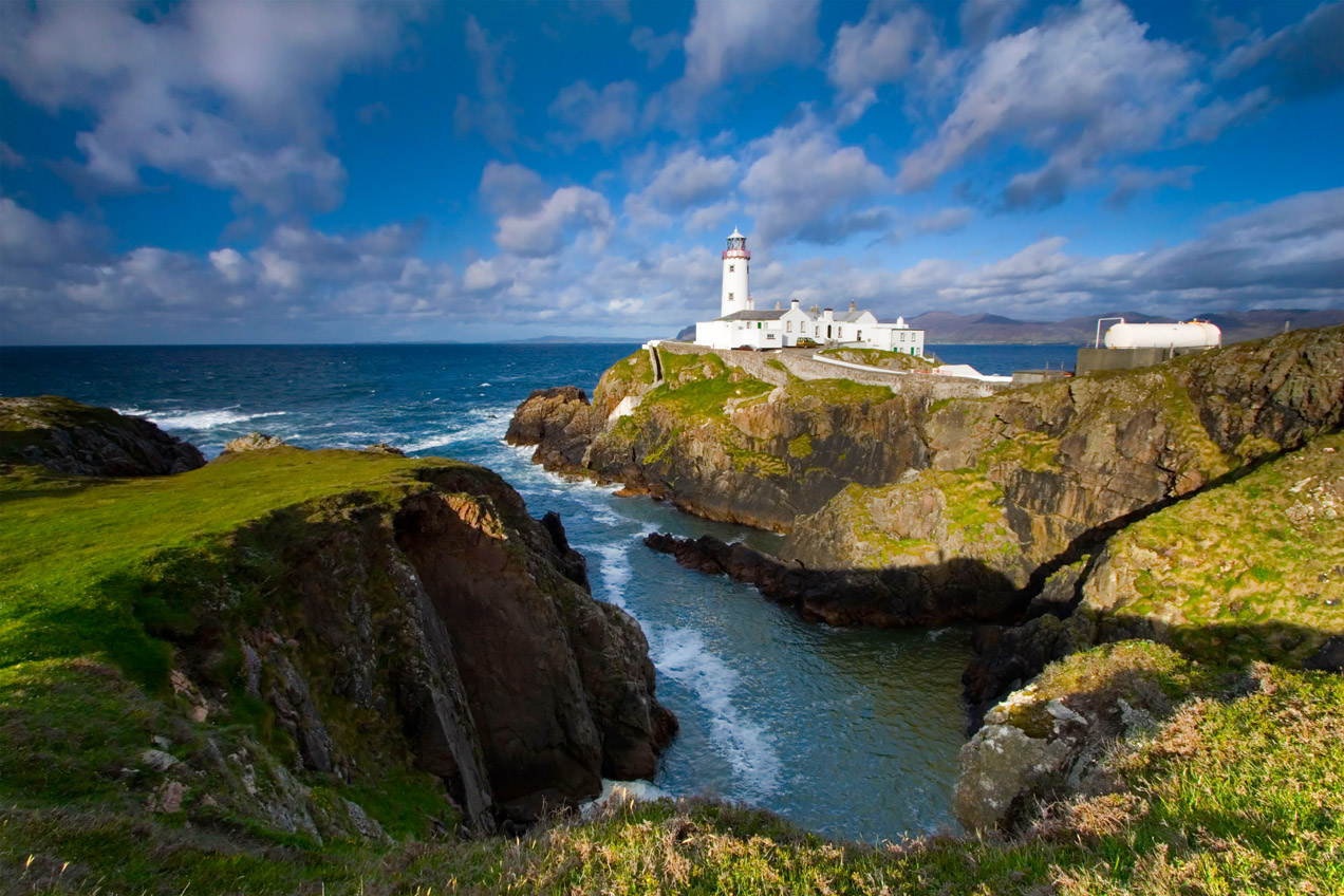 The Lighthouse, Fanad, Co. Donegal